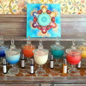 Bougie Spirit Light Elixir